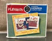 Vintage Playskool Animal ...