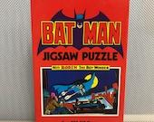 Bat Man Jigsaw Puzzle...