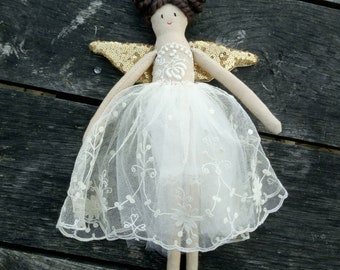 A fairy or angel is always around
