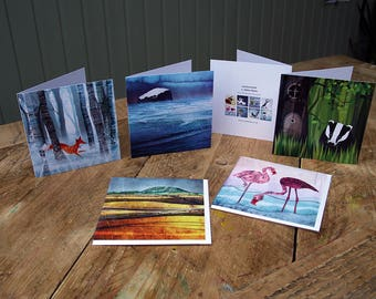 Greetings Cards - mix & match