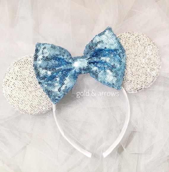 Bride Minnie Ears HeadbandBride Mickey Ears Minnie Bride  c19840d51d0