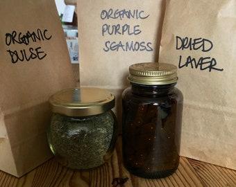 seaweed pack