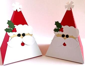 Christmas box   Etsy