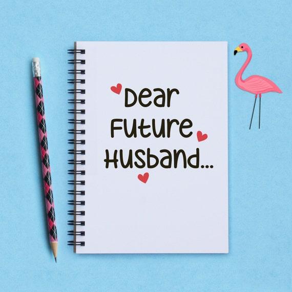 Dear future husband book
