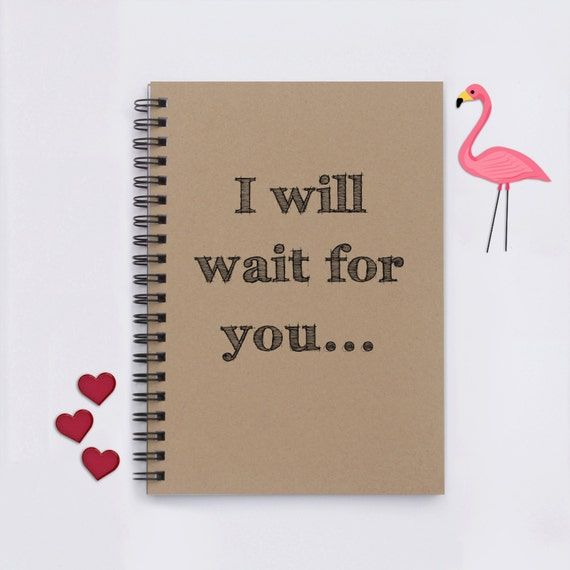 long distance relationship, going away gift, deployment, leave for college,  I Will Wait for You, 5