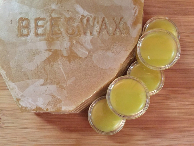 Organic Wood Conditioner  T-Balm A mix of Beeswax and image 0