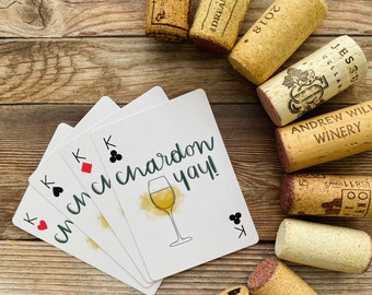Wine Deck of Cards