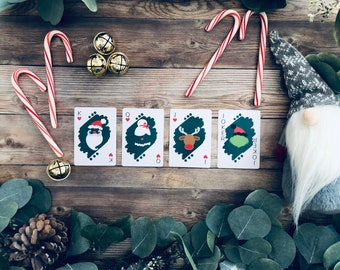 Christmas Deck of Cards