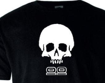 Star Wars - The Bad Batch Skull T-Shirt