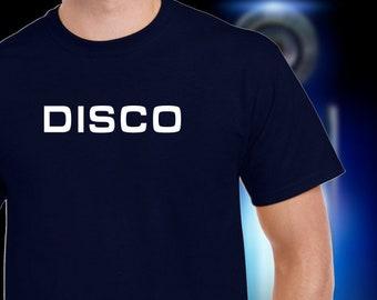 Star Trek Discovery: DISCO Tee shirt.  Cool Star Trek Clothing