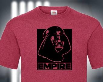 Star Wars T-shirt -Darth Vader - Empire