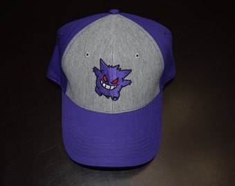 Pokemon Gengar Dad Hat  fd02527f0a66