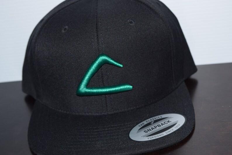 65005424cab Pokemon Ash Ketchum 3D Green Hat Snap Back Ash Hat Ash