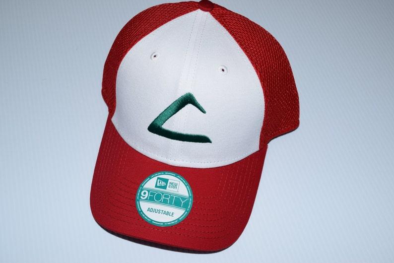 def95131a79 Pokemon Ash Ketchum League Hat Ash Hat Ash Costume