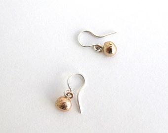 Earrings 'Goldrush'
