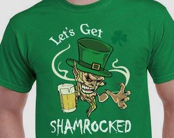 Irish Leprechaun Etsy