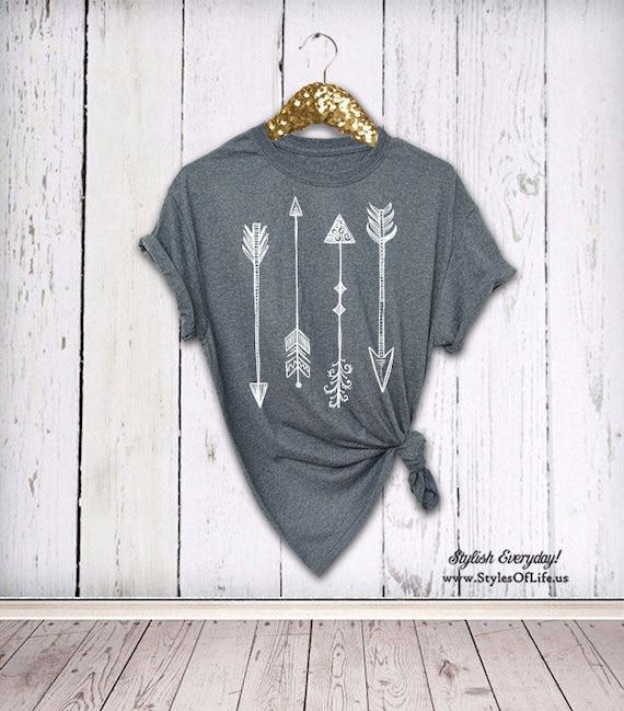 Arrow Shirt Womens Shirt Womens Arrow Shirt Boyfriend Style  ef4aa6627c