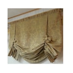 Reserved Listing for Carol Cherry - custom valance