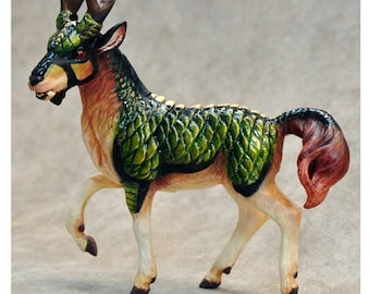 Silvanus Kirin Prince of the Forests - Collectible Fantasy Figurine