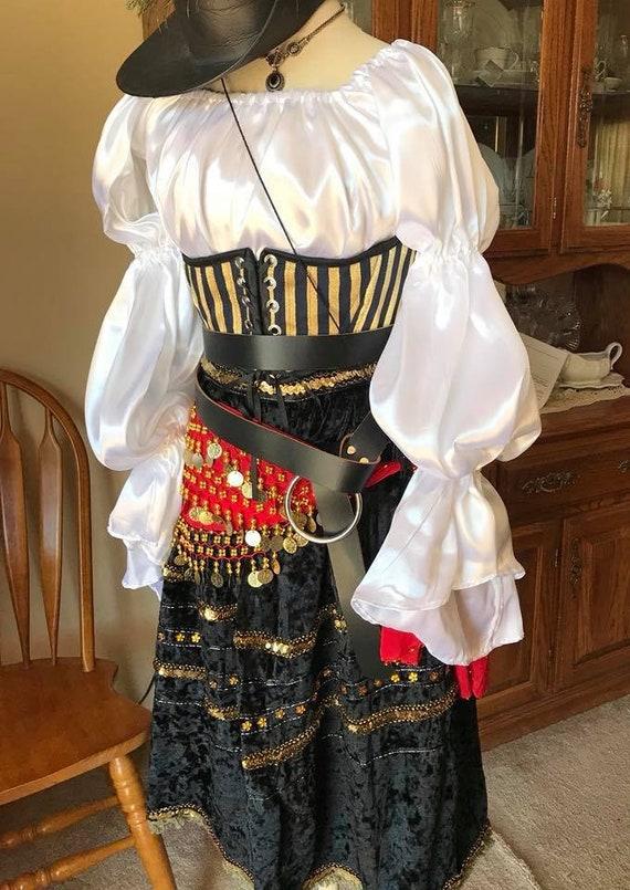 d671b96f81e Adult Ladies Costumes Pirate Costumes Renaissance Medieval