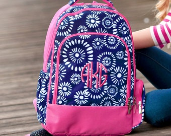 Personalized Backpack | Personalized Backpack | Riley Backpack | Backpack for Girl