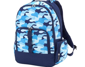Personalized Cool Camo Backpack | Camouflage Backpack | Boys Camo Backpack | School Backpack | Hunting Backpack | Unisex Backpack