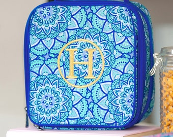 Monogrammed Day Dream Lunchbox | Personalized Lunchbox