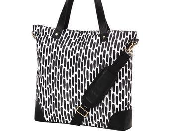 Monogrammed Shoulder Bag | Overnight Bag | Carolina Nights | Maid of Honor | Retirement Gift | Bridesmaid Gift | Realtor Gift | Teacher Gift