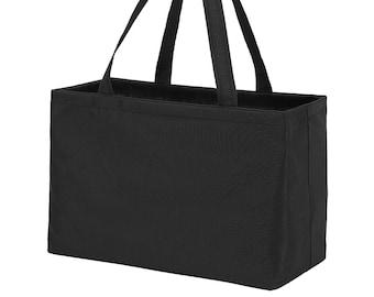 Monogrammed Ultimate Tote | Trunk Organizer | Reusable Grocery Bag | Maid of Honor | Retirement Gift | Camping Bag | Teacher Organizer Bag