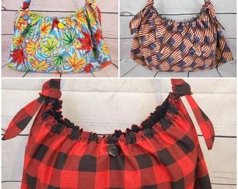 Hobo Cross Body Bag | Hippie Bag | Yoga Bag | Beach Bag | Gypsy Bag | Sling Bag | Overnight Bag