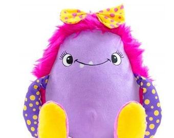 Personalized Big Sister Gift | Little Sister | Adoption Day Gift | Birthday Gift | Baby Shower Gift | Flower Girl | Girl Monster