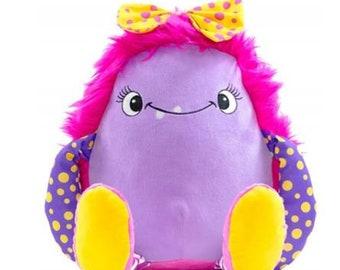 Personalized Big Sister Gift   Little Sister   Adoption Day Gift   Birthday Gift   Baby Shower Gift   Flower Girl   Girl Monster