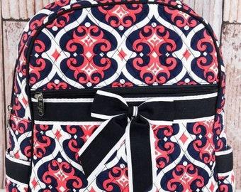 Personalized Backpack   Personalized Backpack   Back to School   Backpack for Girl   Arabian Knights Backpack