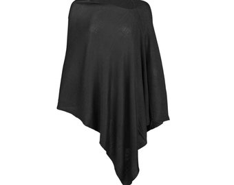 Personalized Poncho | Woman's Poncho Cover up | Chelsea Poncho