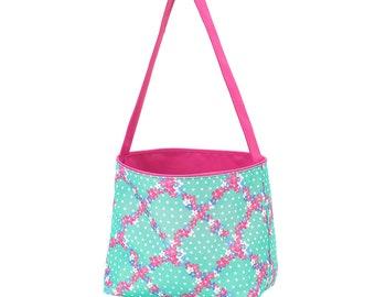 Personalized Easter Basket   Penelope Easter   Easter Basket for Girl