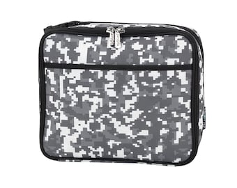 Personalized Techni-cool Lunch Box   Personalized Lunchbox