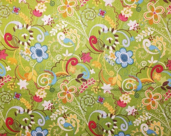 """Cotton Fabric 14"""" x 22"""" 