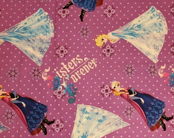 Cotton Fabric Frozen | 100% Cotton | Fabric for Mask