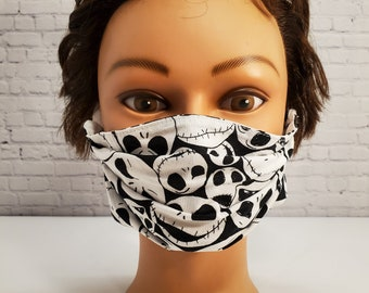 Cotton Fabric Mask