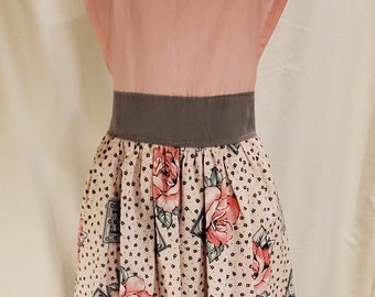 Ladies Apron | One Size | Rose