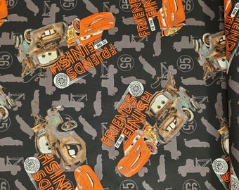 Cotton Fabric CARS | 100% Cotton | Fabric for Mask