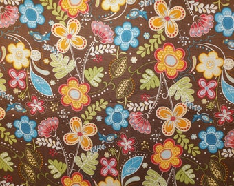"""Cotton Fabric 12"""" x 21"""" 