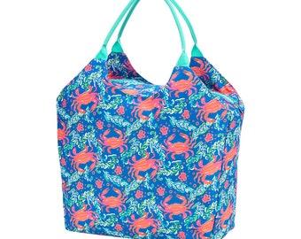 Personalized Beach Bag | Sand Hopper Beach Bag | Large Beach Bag | Bridesmaid Gift | Graduation Gift