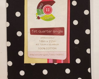 2 Cotton Fat Quarters | 100% Cotton | Fabric for Mask
