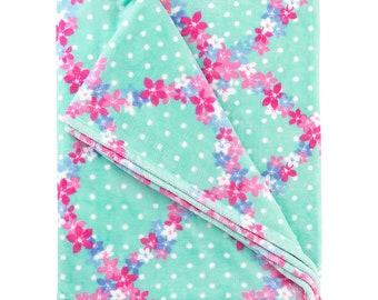 Personalized Plush Blanket | Monogrammed Blanket | Penelope Blanket | Personalized Blanket | Tween Gift | Dorm Bedding