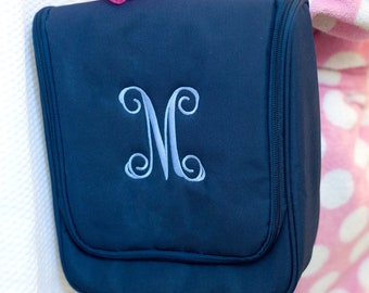 Personalized Hanging Toiletry Bag | Men's Toiletry Bag | Personalized Hanging Cosmetic Bag | Travel Toiletry Bag