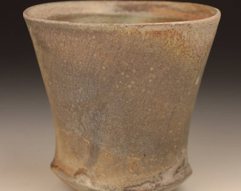 Wood-Fired Cup / Juice Cup / Stoneware / Will McComb
