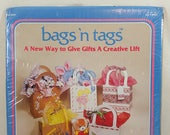 Bags N Tags Gift Bags to Decorate Package of 6 Brown 3 Sizes