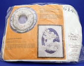 Still Life Trapunto Creative Circle Embroidery Kit 6141 Candlewicking