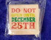 Christmas Rubber Stamp Do...
